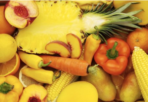 4 - Yellow-orange-fruits-vegetables