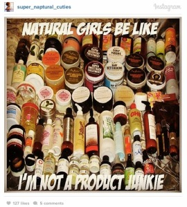 product junkie