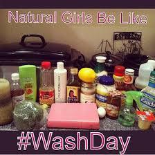 wash-day