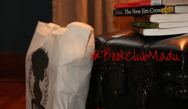 #BookClubMadu.