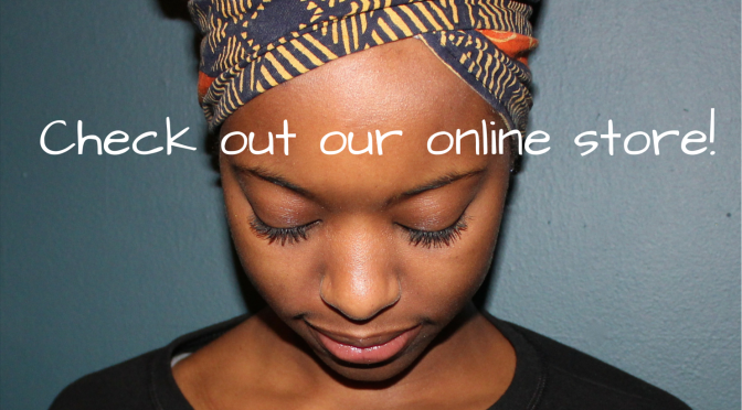 AfroMadu Online Store!